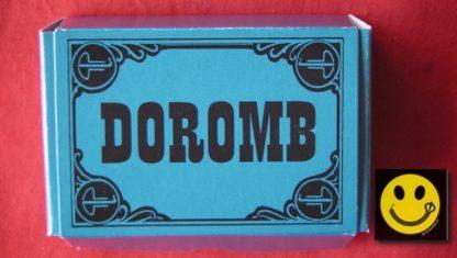 GUIMBARDE DE HONGRIE (DOROMB)